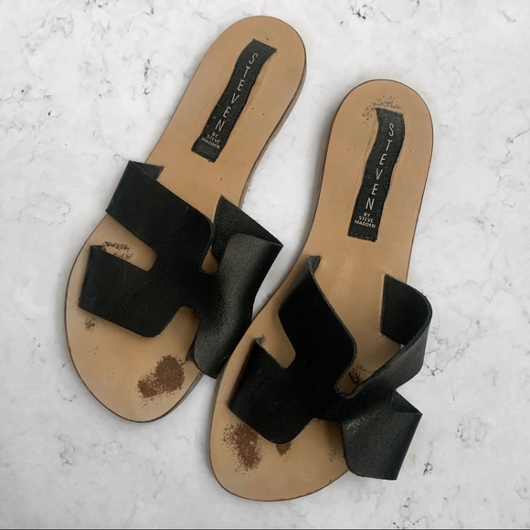Steven By Steve Madden Shoes - Steven New York Greece Sandal